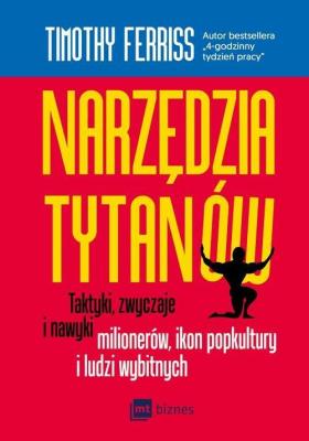 Wojciech Maćkowski i NArzędzia TYTANÓW