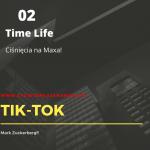 Wojciech Maćkowski i Time Life CIśnięcia na Maxa TIK TOK i Mark Zuckerberg