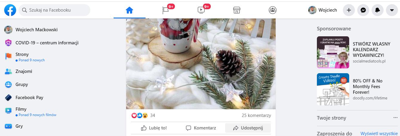 Fanpage jak stworzyć stronę na Facebooku1